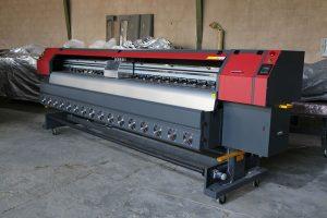 دستگاه چاپ بنر حرفه ای