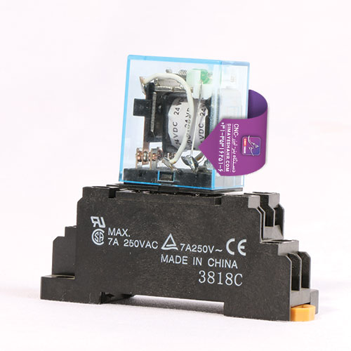 رله-دستگاه-لیزر-MODEL-MY2N-J-24VDC
