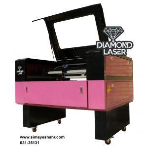دستگاه برش لیزر 6090