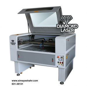 دستگاه برش لیزر DL6090